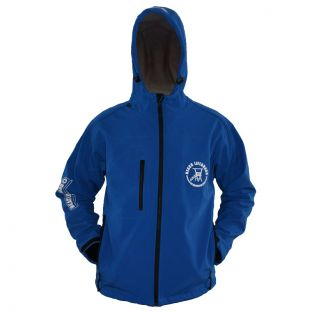 Veste Softshell Homme Beach Lifeguard Bleu
