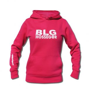 Sweat capuche Beach Lifeguard Fuchsia