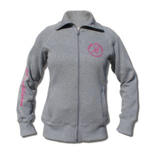Sweat zippé Beach Lifeguard Gris