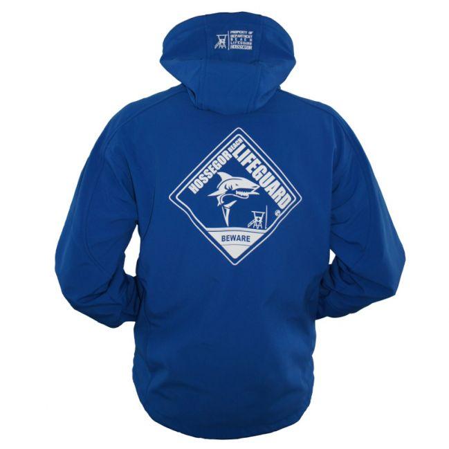 Veste Softshell Enfant Beach Lifeguard Bleu