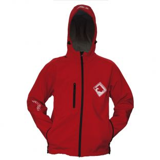 Veste Softshell Enfant Beach Lifeguard Rouge