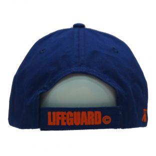 Casquette adulte Beach Lifeguard Bleu