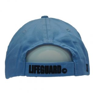 Casquette adulte Beach Lifeguard Bleu clair