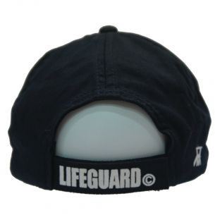 Casquette adulte Beach Lifeguard Marine