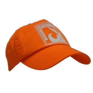 Casquette adulte Beach Lifeguard Orange