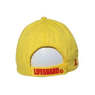 Casquette enfant Beach Lifeguard Jaune