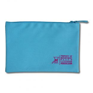 Pochette Beach Lifeguard Bleu