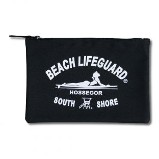 Pochette Beach Lifeguard Noir