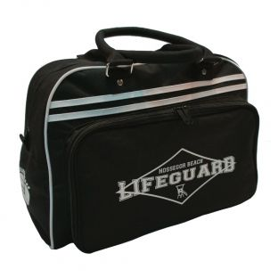 Sac de bowling Beach Lifeguard Noir