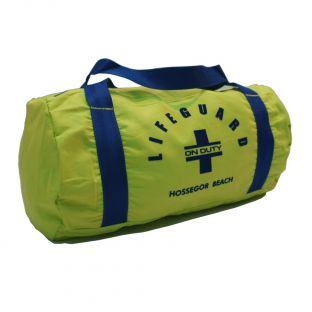 Sac Polochon Beach Lifeguard Jaune