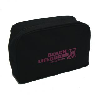 Trousse de toilette Beach Lifeguard Noir