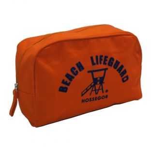 Trousse de toilette Beach Lifeguard Orange