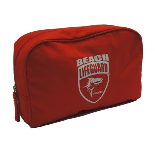 Trousse de toilette Beach Lifeguard Rouge