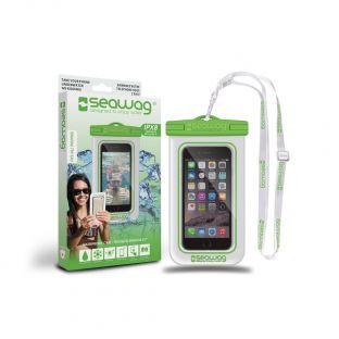 Pochettes étanches Seawag Blanc Vert (smartphone)