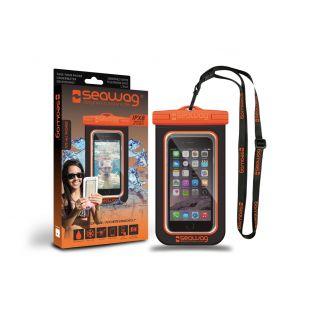 Pochettes étanches Seawag Noir Orange (smartphone)