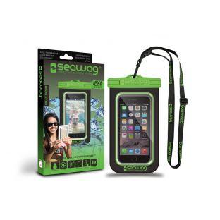 Pochettes étanches Seawag Noir Vert (smartphone)