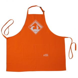 Tablier Beach Lifeguard Orange