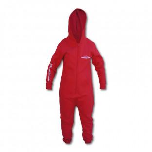 Grenouillère Enfant Beach Lifeguard Rouge