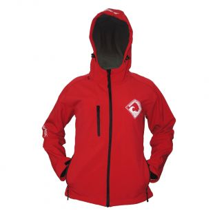 Veste Softshell Femme Beach Lifeguard Rouge