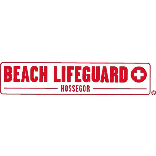 Beach Lifeguard Croix