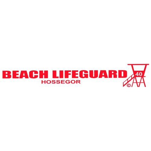 Beach Lifeguard Grand modèle