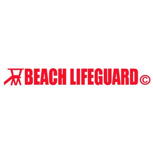 Beach Lifeguard Petit modèle