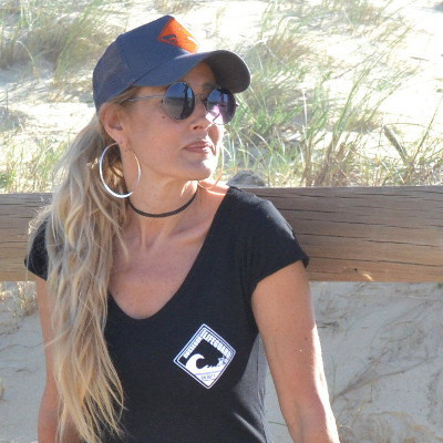 Accessoires casquettes Beach Lifeguard Hossegor
