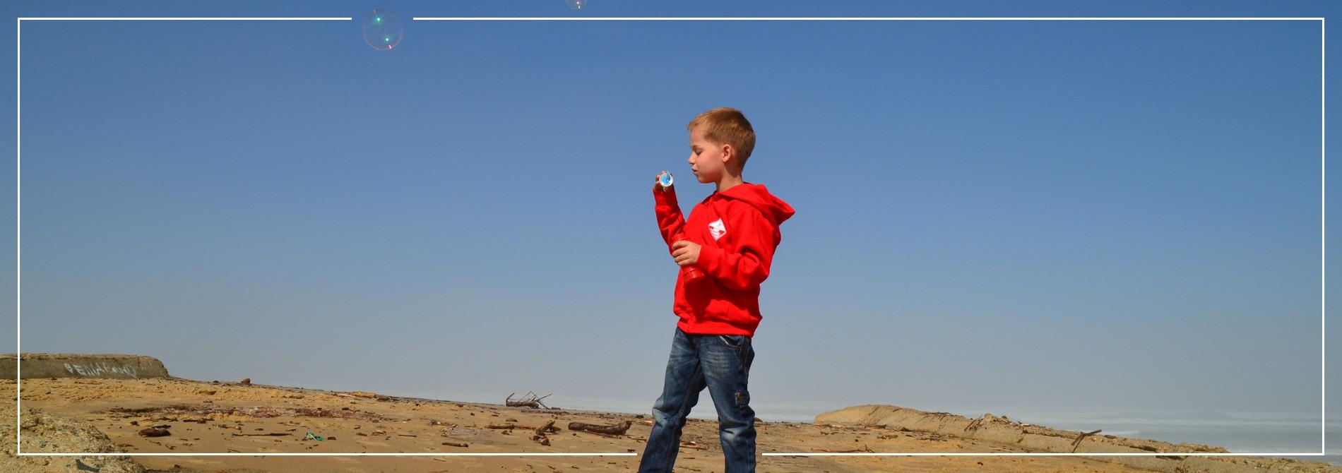 Sweat Enfant Beach Lifeguard Hossegor